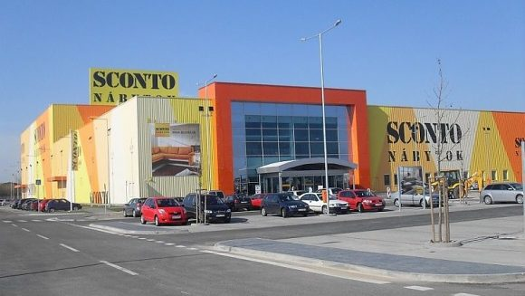Sconto Nitra